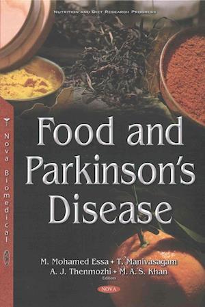 Bog, hardback Food & Parkinsons Disease af M. Mohamed Essa
