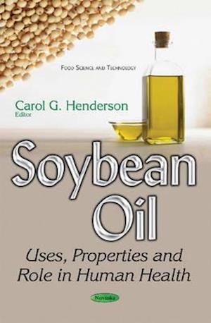Bog, paperback Soybean Oil af Carol G. Henderson