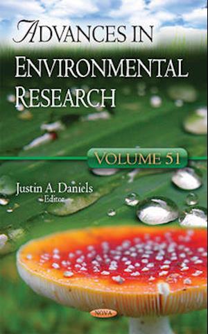 Bog, hardback Advances in Environmental Research af Justin A. Daniels