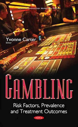 Bog, paperback Gambling af Yvonne Carter