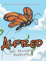 Alfred the Monarch Butterfly