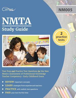 Bog, paperback Nmta Study Guide af Nmta Early Childhood Exam Prep Team, Cirrus Test Prep