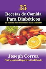 35 Recetas de Cocina Para Diabeticos