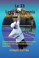 Le 33 Leggi del Tennis