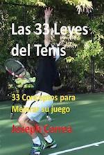Las 33 Leyes del Tenis