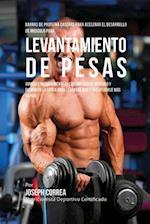 Barras de Proteina Caseras Para Acelerar El Desarrollo de Musculo Para Levantamiento de Pesas