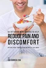 55 Arthritis Meal Recipes to Help Reduce Pain and Discomfort af Joe Correa