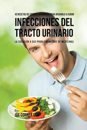 Bog, paperback 43 Recetas de Comidas Naturales Para Ayudarlo a Curar Infecciones del Tracto Urinario af Joe Correa