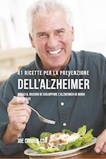 41 Ricette Per La Prevenzione Dell'alzheimer