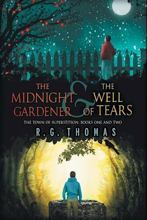 Bog, paperback The Midnight Gardener & the Well of Tears af R. G. Thomas