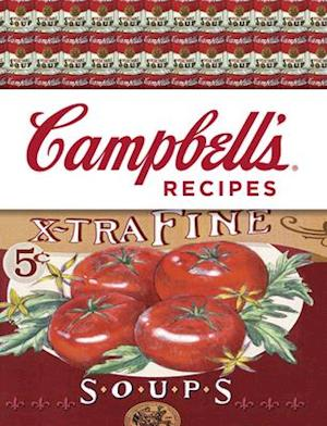 Bog, spiralryg Retro Campbells Recipes