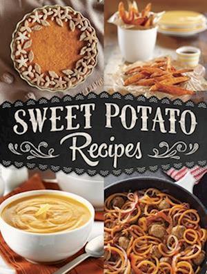 Bog, spiralryg Sweet Potato Recipes
