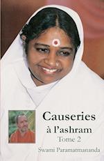 Causeries A L'Ashram 2