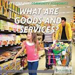 What Are Goods and Services? (Let's Find Out, nr. 1)