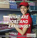 What Are Jobs and Earnings? (Let's Find Out)