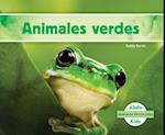 Animales Verdes (Green Animals) (Animales De Colores Animal Colors)