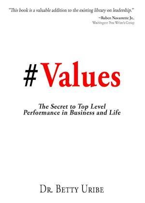 Bog, hardback #Values af Dr Betty Uribe
