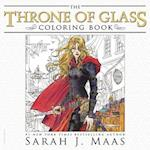 The Throne of Glass Coloring Book (Throne of Glass)