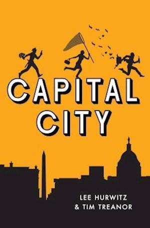 Bog, paperback Capital City af Lee Hurwitz