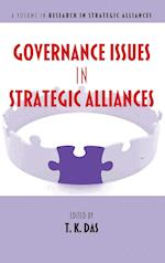 Governance Issues in Strategic Alliances (Research in Strategic Alliances)