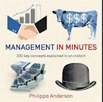 Management in Minutes (IN MINUTES)