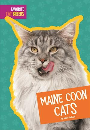 Bog, paperback Maine Coon Cats af Mari Schuh