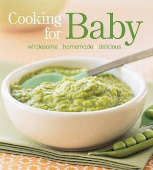 Cooking for Baby af Lisa Barnes