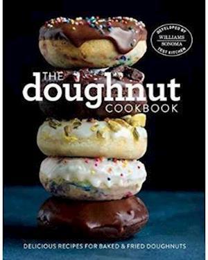 The Doughnut Cookbook af Williams-sonoma Test Kitchen