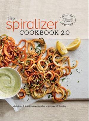 Spiralizer 2.0 Cookbook af Williams-sonoma Test Kitchen