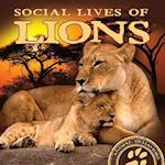 Social Lives of Lions af Elliot Riley