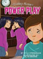 Power Play (Paisley Atoms)