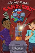 Runaway Robot (Paisley Atoms)