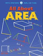 All About Area (Math Masters Analyze This)