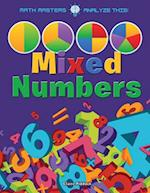 Mixed Numbers (Math Masters Analyze This)