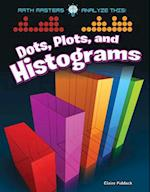 Dots, Plots, and Histograms (Math Masters Analyze This)