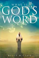 What Is God's Word