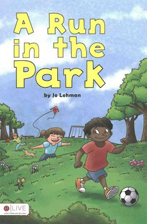 Bog, paperback A Run in the Park af Jo Lehman