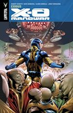 X-O Manowar Vol. 10: Exodus af Rafer Roberts