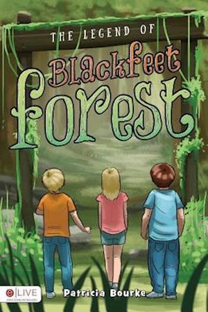 Bog, paperback The Legend of Blackfeet Forest af Patricia Bourke