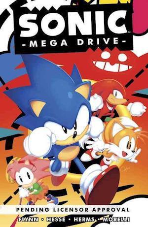 Bog, paperback Sonic af Sonic Scribes