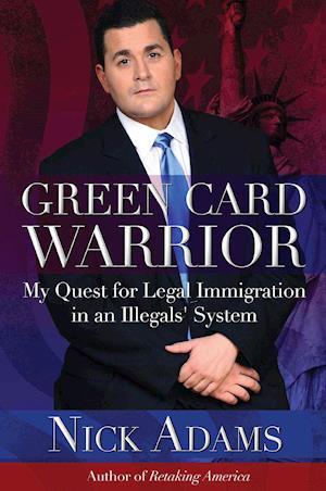 Bog, paperback Green Card Warrior af Nick Adams
