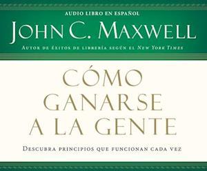 Lydbog, CD Como ganarse a la gente/ Winning With People af John Maxwell