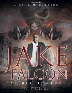 Bog, paperback Jake Falcon af Victor M. Carrion