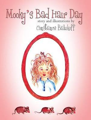Bog, paperback Mooky's Bad Hair Day af Constance Balukoff