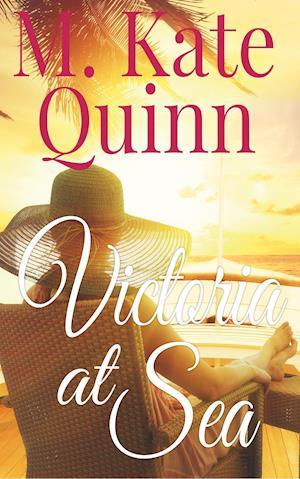 Bog, paperback Victoria at Sea af M. Kate Quinn