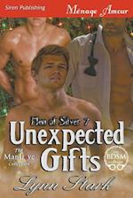 Unexpected Gifts [Men of Silver 7] (Siren Publishing Menage Amour Manlove)