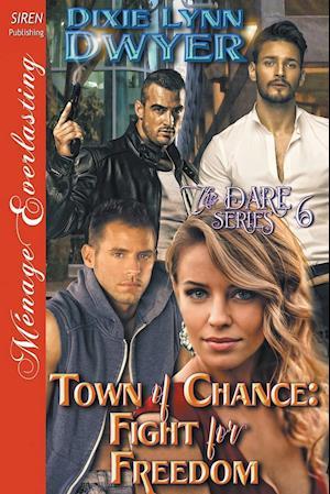 Bog, paperback Town of Chance af Dixie Lynn Dwyer
