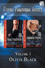 Federal Paranormal Agency, Volume 1 [Salvation