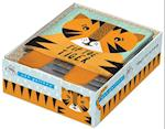 Tip Toe Tiger (Wee Gallery Cloth Books)