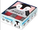 Pitter Patter Penguin (Wee Gallery Cloth Books)